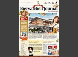 Bierfestzeitung 2018 - Journal